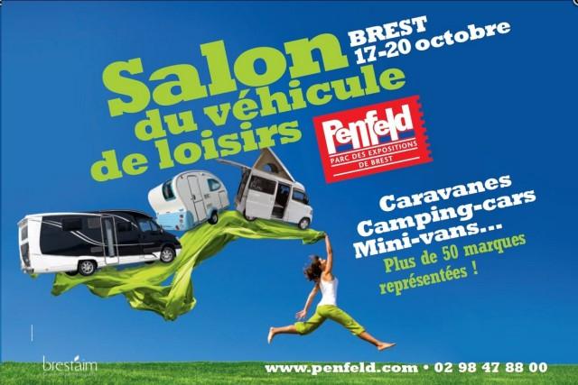Salon du véhicule de loisirs à Brest
