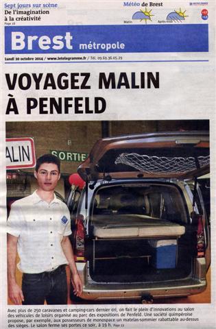 Salon du véhicule de loisirs de Brest
