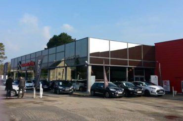 Citroën Quimper Portes ouvertes du 14 au 15 mars