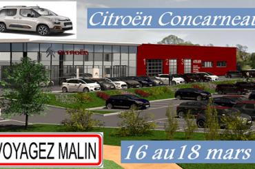 le lit malin chez Citroën Concarneau