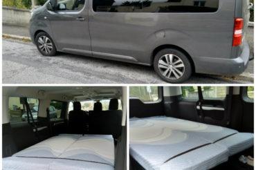 Les vacances prolongées en Peugeot Traveller