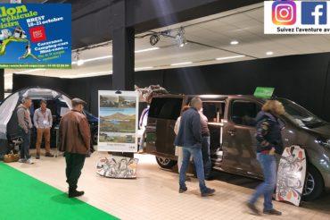 Salon du véhicule de loisirs de Brest du 18 au 21 octobre