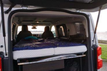 Lit pour combispace/minibus