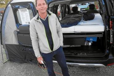 «Easy Bed Car» dans la presse régionale: Le télégramme